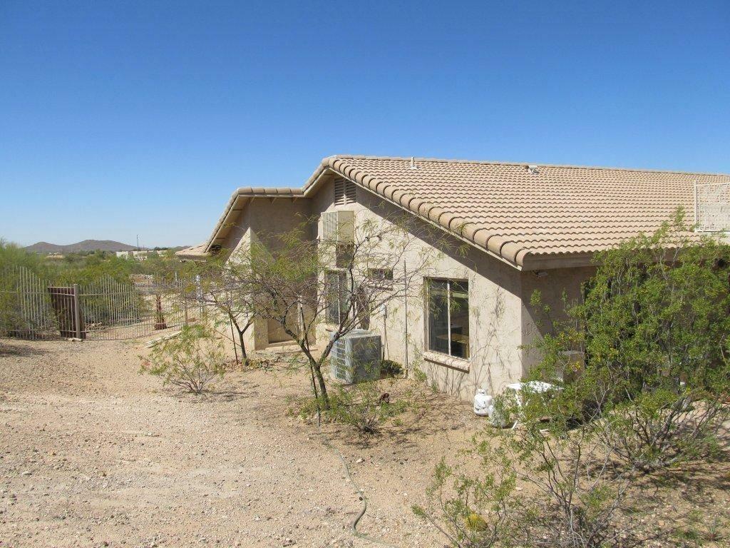 Desert Hills new build attic mounted evap