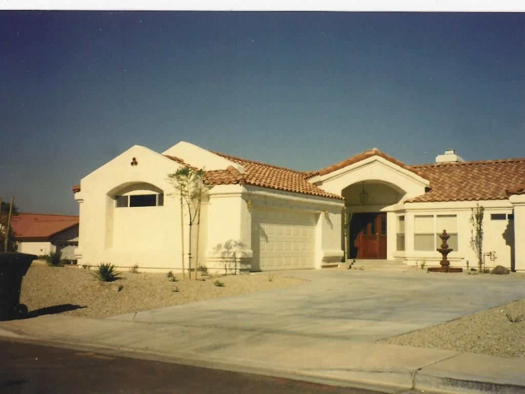1989 Spec house
