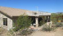 Desert Hills new build roof deck